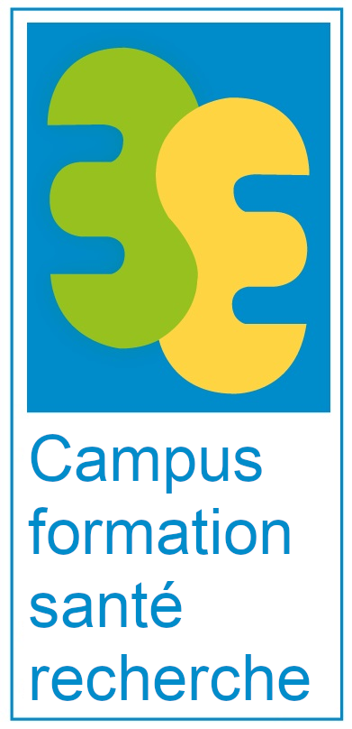 Logo Campus insertion verticale fond blanc